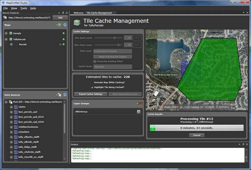 Interactive Mapping Platform Takes Advantage of Silverlight and